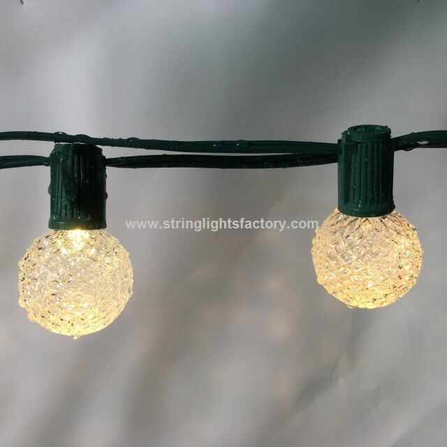 Promotional Pack Of 25 Led C7 Replacement Christmas Light