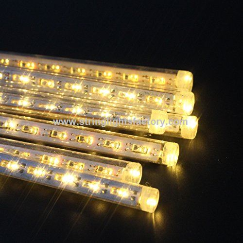 Promotional warm white e17 10leds meteor shower light outdoor ip65 warm white e17 10leds meteor shower light outdoor ip65 waterproof tube lights aloadofball Image collections